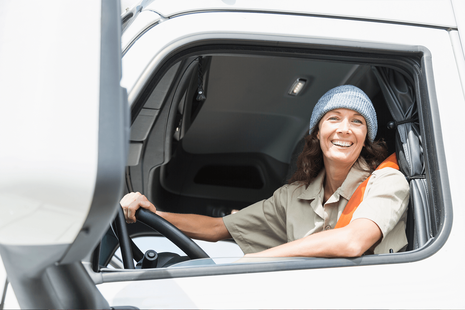 Female truck drivers have a tremendous opportunity as the need for truck drivers expands.