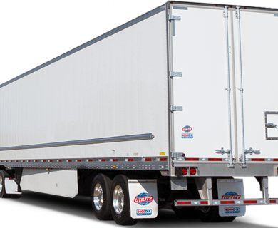 Utility Trailer's new Rear Impact Guard